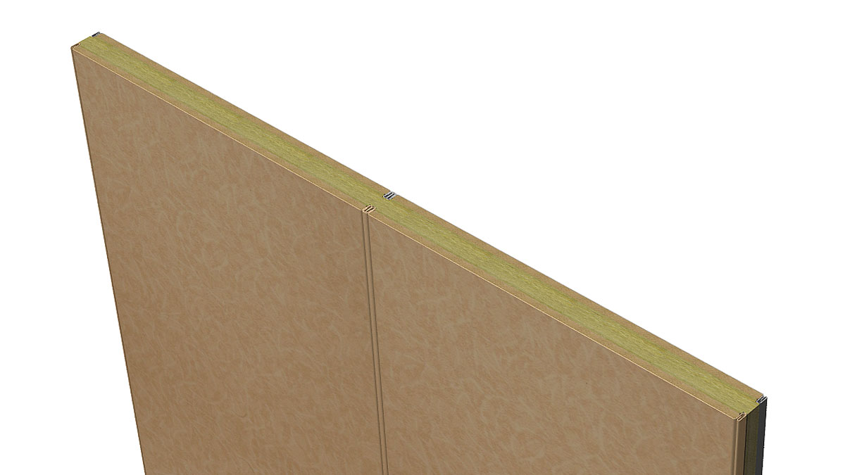 Acoustic panels A-50 48dB