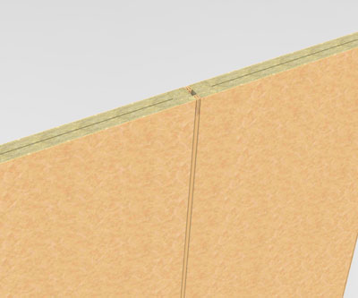 Acoustic panels A-44 44dB